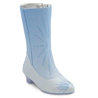 Disney Frozen Elsa Kids' Dress-Up Boots - Disney store