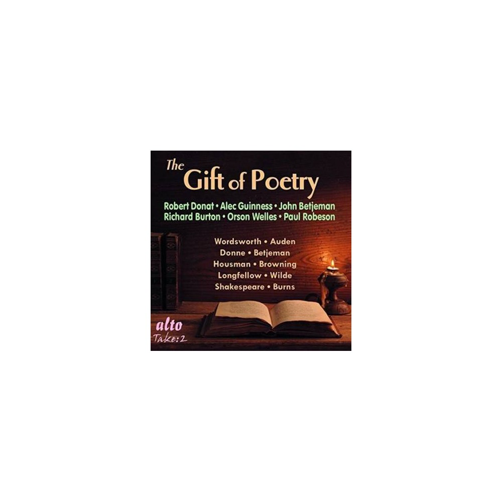 Alec Guiness - Gift Of Poetry (CD)