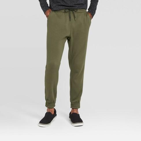 Men's Sweater Fleece Jogger Pants - Goodfellow & Co™ - image 1 of 3