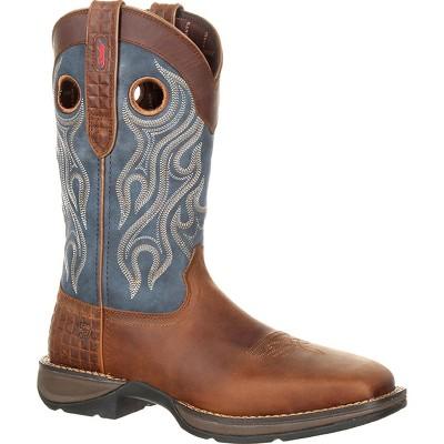 Men's Rebel by Durango Steel Toe Pull-on Western Boot