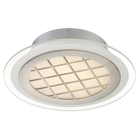 Lamont Flush Mount Wall Lights - Silver - Lite Source - image 1 of 2