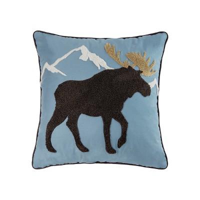 C&F Home Moose Mountain Pillow