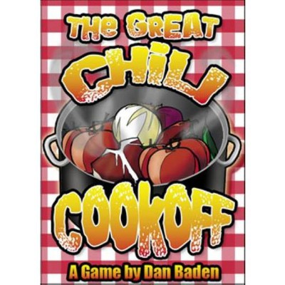 Great Chili Cookoff Board Game