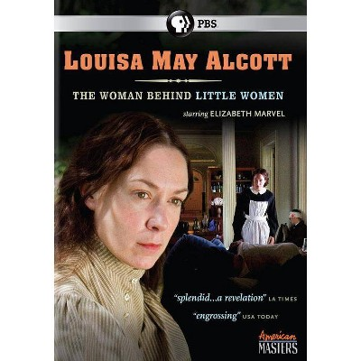 American Masters: Louisa May Alcott - The Woman Behind Little Women (DVD)(2015)
