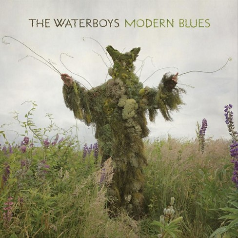 Waterboys - Modern Blues (CD) - image 1 of 2