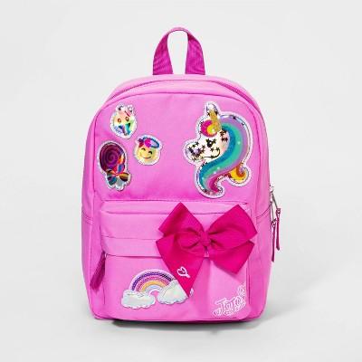 Girls' JoJo Sequin Backpack - Pink