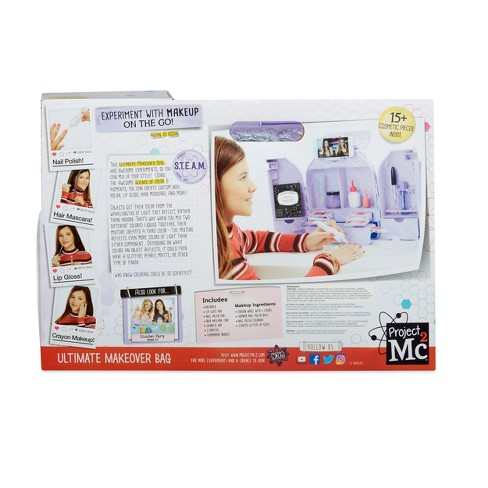 Project Mc2 Ultimate Makeover Bag With Make Your Target