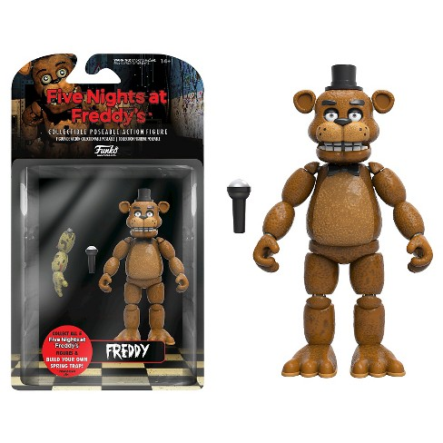 Five Night's at Freddy's - Freddy Action Figure - image 1 of 1