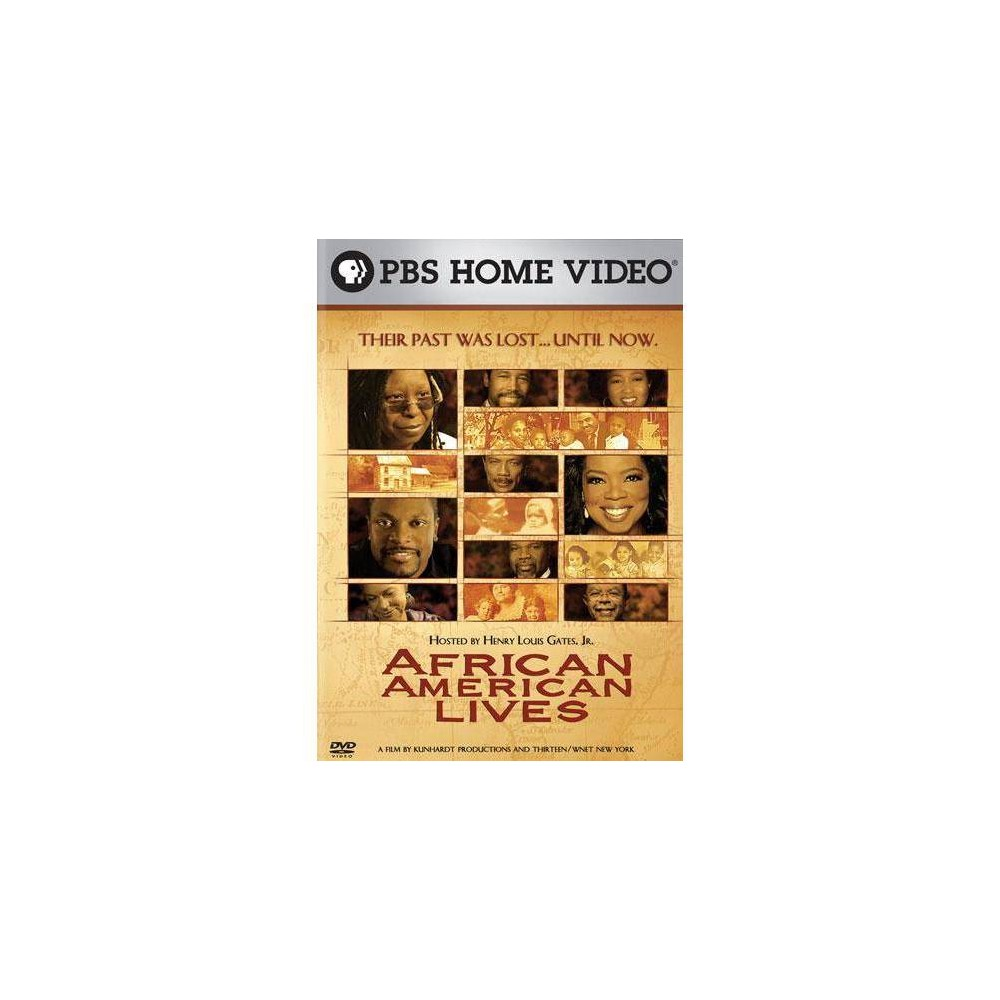 African American Lives Dvd