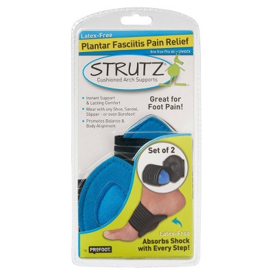 PROFOOT Strutz Cushioned Arch Supports