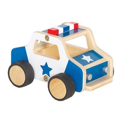 Guidecraft Super Tough Police Car