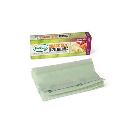 BioBag® Snack Food Storage Bags, Pack of 30 - BioBag America Inc - image 1 of 1