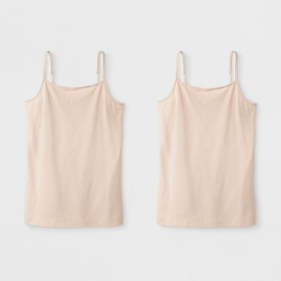 Girls' 2pk Cami - Cat & Jack™