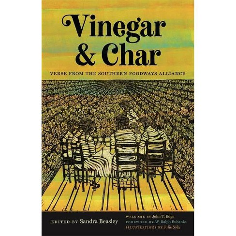 Vinegar and Char - by  Sandra Beasley (Paperback) - image 1 of 1