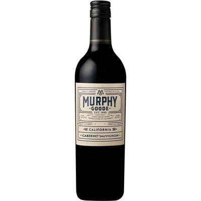 Murphy Goode Cabernet Sauvignon Red Wine - 750ml Bottle