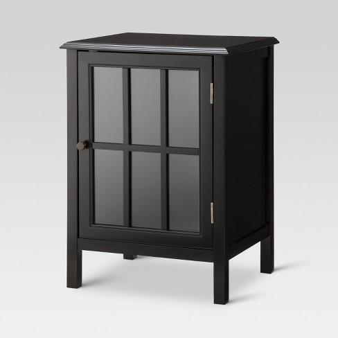 Windham One Door Accent Cabinet - Threshold™ - image 1 of 3