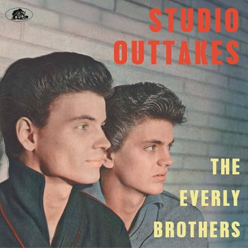 Everly Brothers - Studio Outtakes (CD) - image 1 of 1