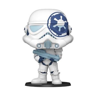 Funko POP! Jumbo: Star Wars - Stormtrooper (Artist Series) (Target Exclusive)