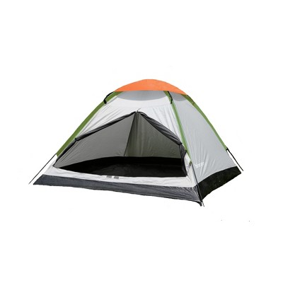 Tahoe Gear Willow 2 Person 3 Season Family Dome Waterproof Outdoor Backpack Camping Hiking Tent
