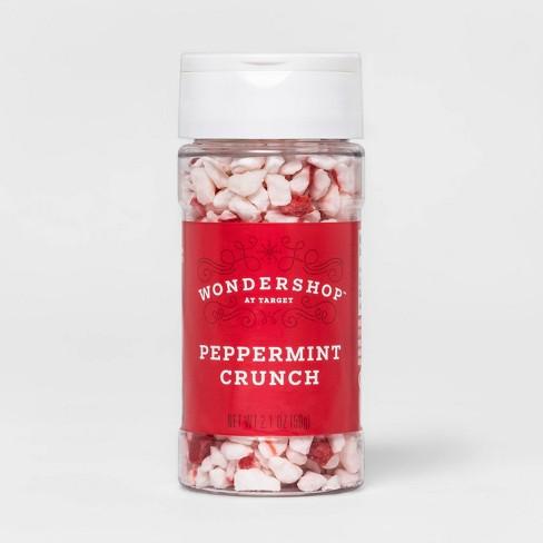Peppermint Crunch Sprinkles - 2.1oz - Wondershop™ - image 1 of 1