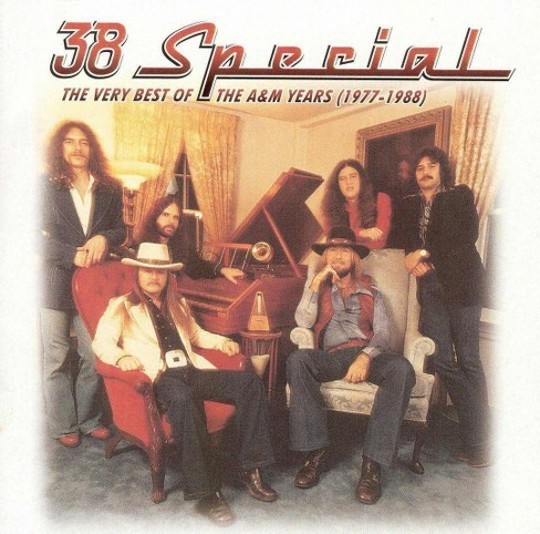 .38 special - Very best of the a&m years 1977-1988 (CD) - image 1 of 1