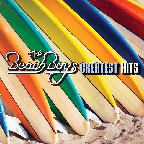 The Beach Boys - Greatest Hits (Capitol) (CD) - image 1 of 1
