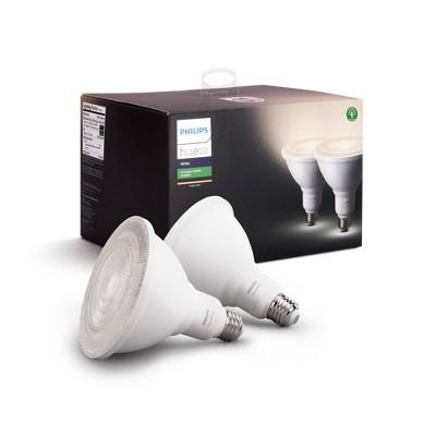 Philips Hue 2pk PAR 38 Spot LED Bulb