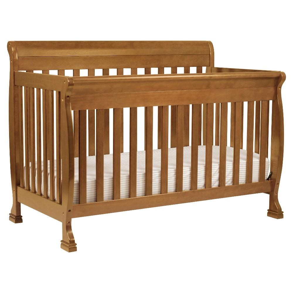 DaVinci Kalani 4-in-1 Convertible Crib - Chestnut (Brown)