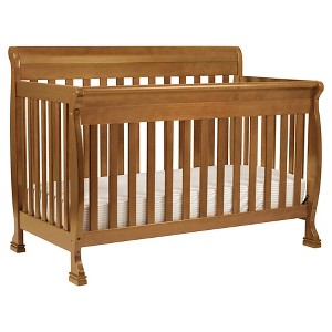 DaVinci Kalani 4-in-1 Convertible Crib - Chestnut, Brown