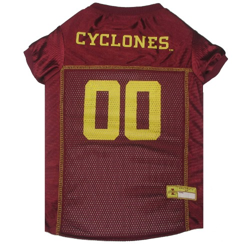 NCAA Pets First Iowa State Cyclones Mesh Jersey - L - image 1 of 2