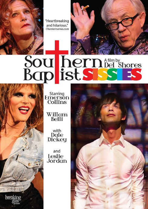 Southern baptist sissies (DVD) - image 1 of 1