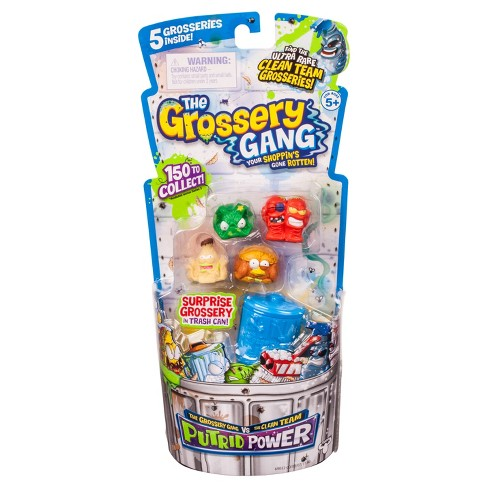The Grossery Gang® Season 3 Putrid Power 5pk - image 1 of 6