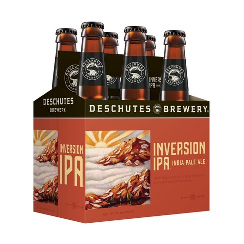 Deschutes Iversion IPA Beer - 6pk/12 fl oz Bottles - image 1 of 1