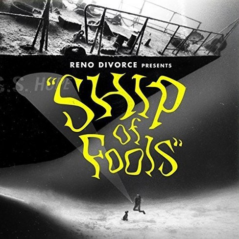Reno divorce - Ship of fools (CD) - image 1 of 1