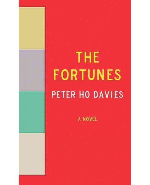 Fortunes (Large Print) (Hardcover) (Peter Ho Davies) - image 1 of 1