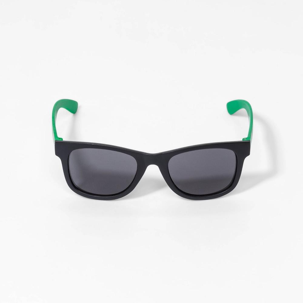 Girls 39 Friends Sunglasses Gray Black Green