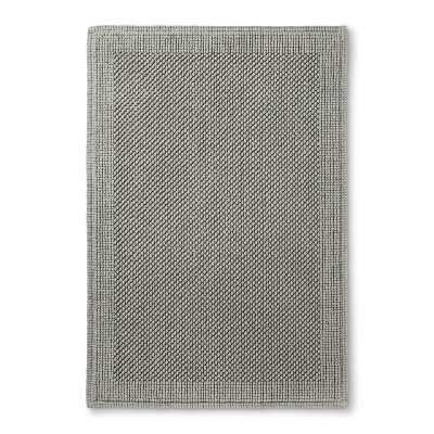 Performance Textured Bathtub And Shower Mats Classic Gray - Threshold™