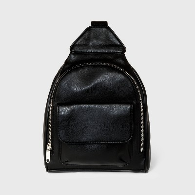 Dome Zip Closure Sling Backpack - Wild Fable™