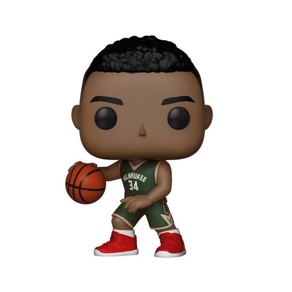 save off e0219 1279f Funko POP! Basketball: NBA Milwaukee Bucks - Giannis Antetokounmpo