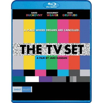 The TV Set (Blu-ray)(2020)