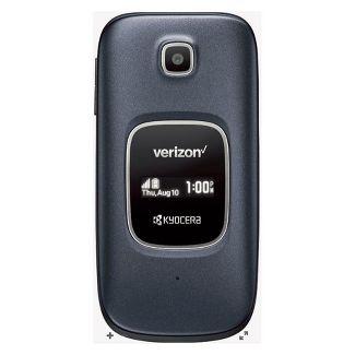 Verizon Prepaid Kyocera Cadence 16GB Cellphone - Blue