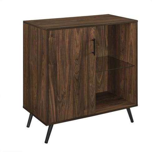 1 Door Wood TV Stand - Saracina Home - image 1 of 4