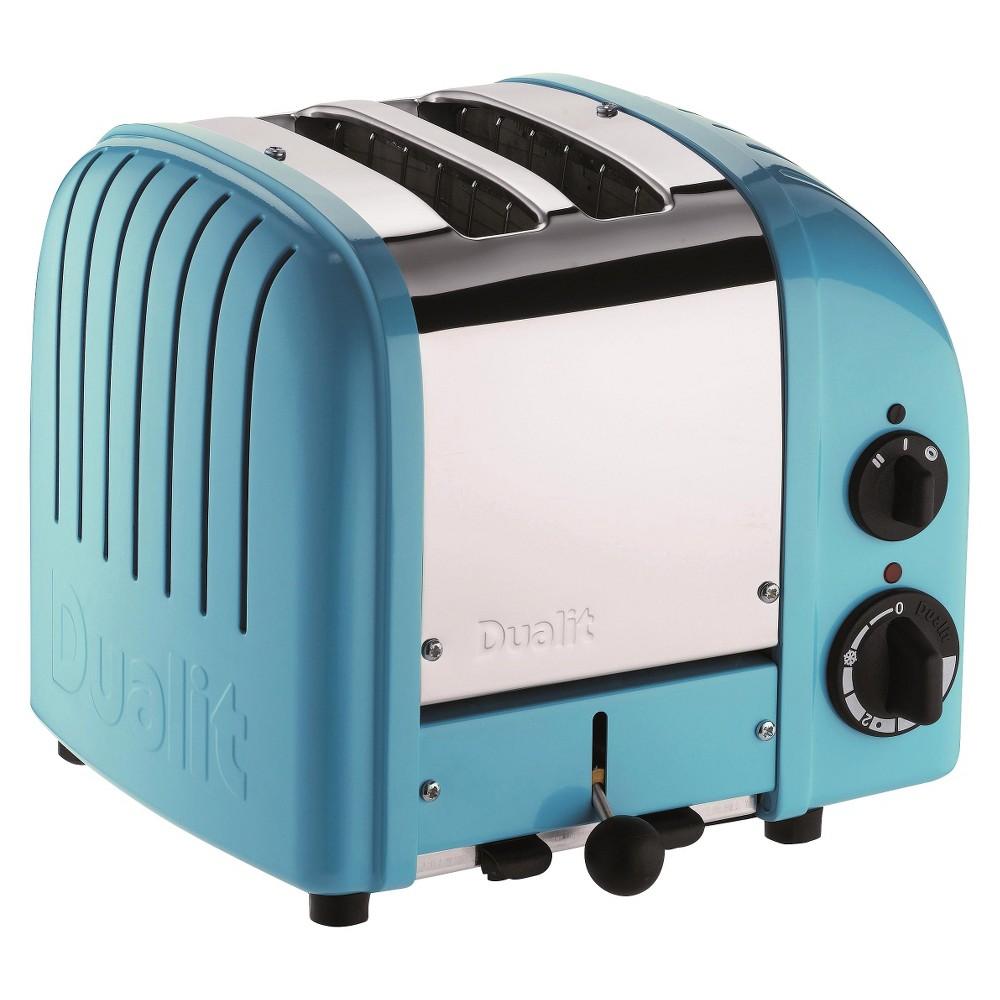 Dualit Azure Blue New Generation Classic Toaster – 2 Slice 13763885