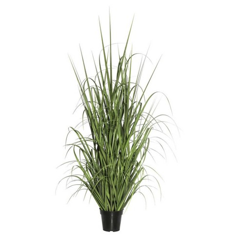 "Artificial Ryegrass in Pot (36"") Green - Vickerman - image 1 of 2"
