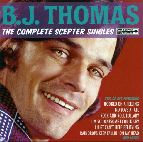 B.J. thomas - Complete sceptor singles (CD) - image 1 of 2