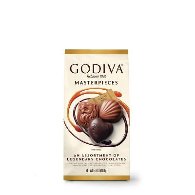 Godiva Masterpieces Chocolate Assortment - 5.6oz