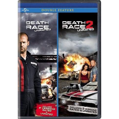 Death Race / Death Race 2 (DVD) - image 1 of 1