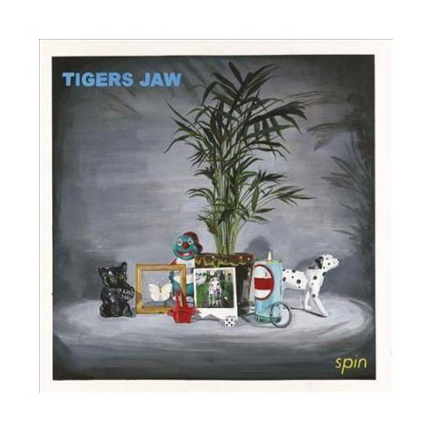 Tigers Jaw - Spin (CD) - image 1 of 1