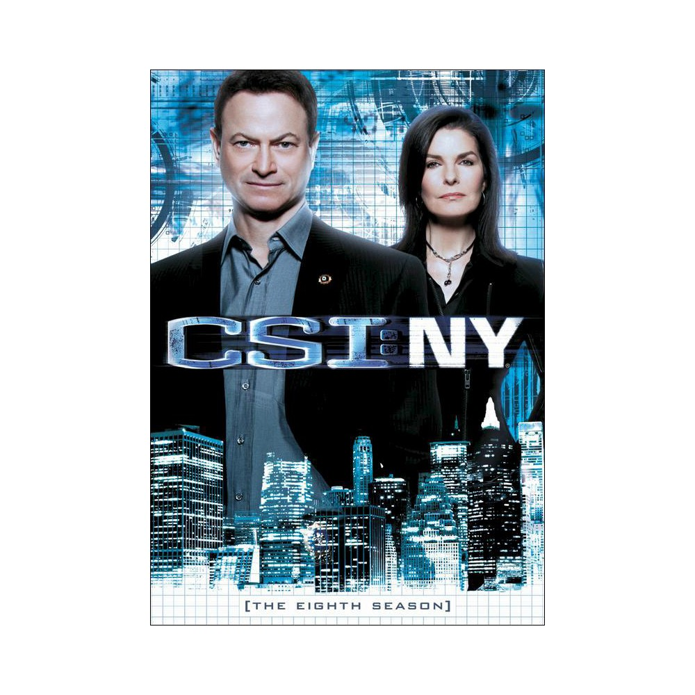 Csi: NY - The Eighth Season [5 Discs]