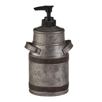 Park Designs Antique Farmhouse Milk Pitcher Dispenser - Gray